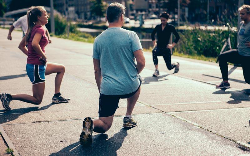 28 Days of CrossFit Press Ups
